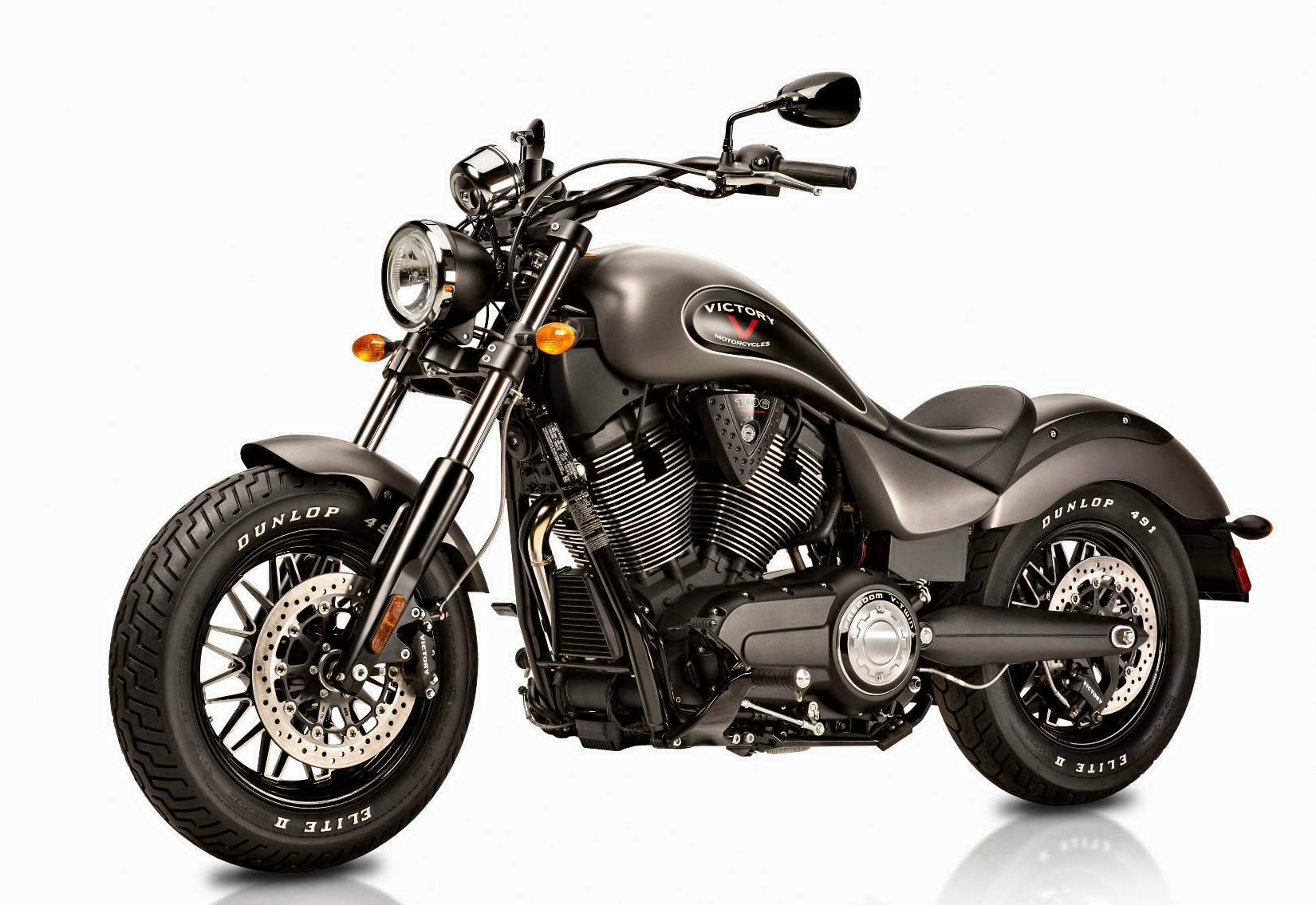 Victory Gunner Bobber technical specifications